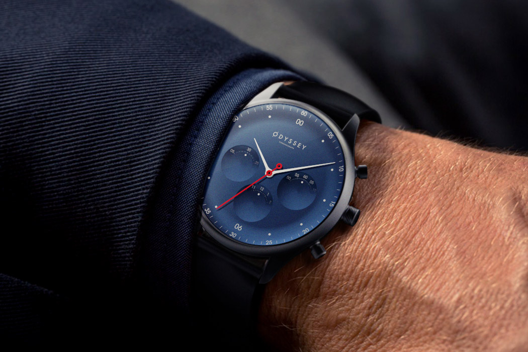 Sleek Odyssey Watch
